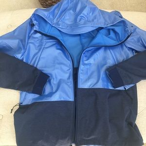 ✅ Under Armour Men's Blue Jacket XL